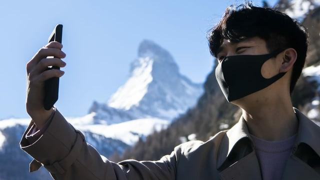 Tourismus in der Schweiz: Zahlreiche Wertschöpfungslinien hängen davon ab.