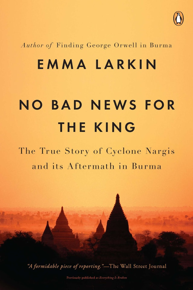 Buch Cover «No bad news for the king»