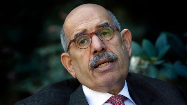 El Baradei bald neuer Premier?