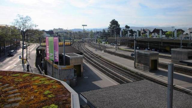 Bahnhof Wil