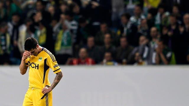 Metalist dürfte die Champions League aus jurisitischen Gründen verpassen.