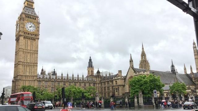 Il maletg mussa il Big Ben a Londra