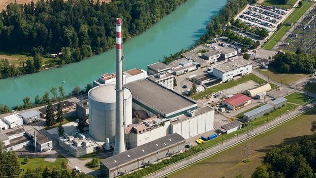 Am 18. Mai entscheidet das Berrner Volk über die Zukunft des AKW Mühleberg.