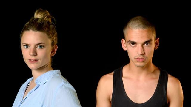 Video «Unterschiedliche Lebenswelten – Anna und Jasper (Folge 4 - Dreizehn Schauspielschüler)» abspielen