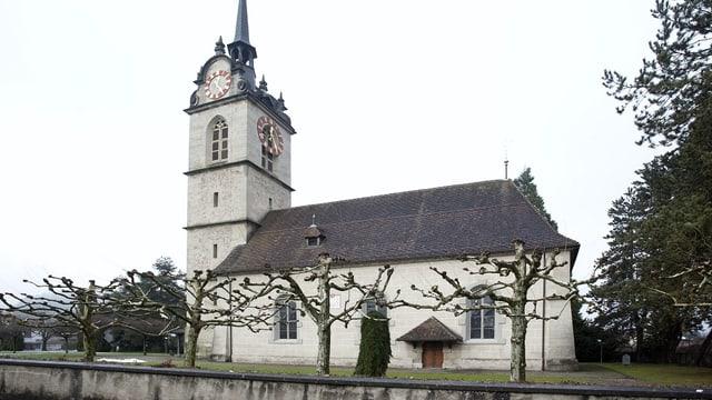 Kirche Gränichen