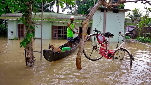 Spenden für Indien