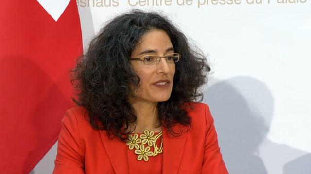 Corinne Cicéron Bühler.