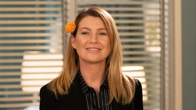 Dr. Meredith Grey.