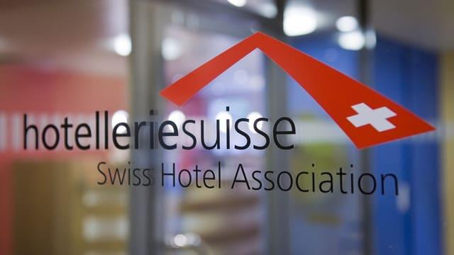 Logo da hotelleriesuisse sin in esch da vaider.