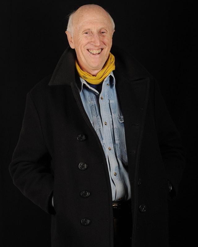 Ein Porträt von Stewart Brand.
