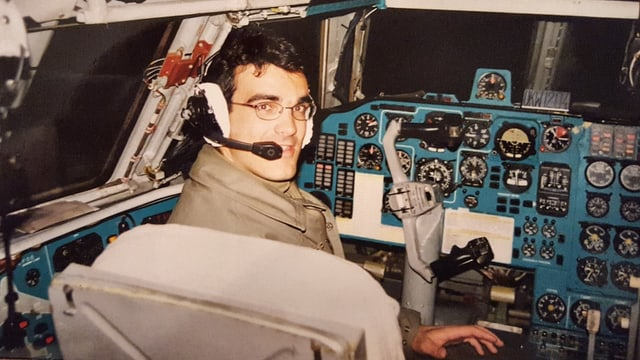 L'aviatica è ina da las grondas fascinaziuns dal politicher da la PCD.