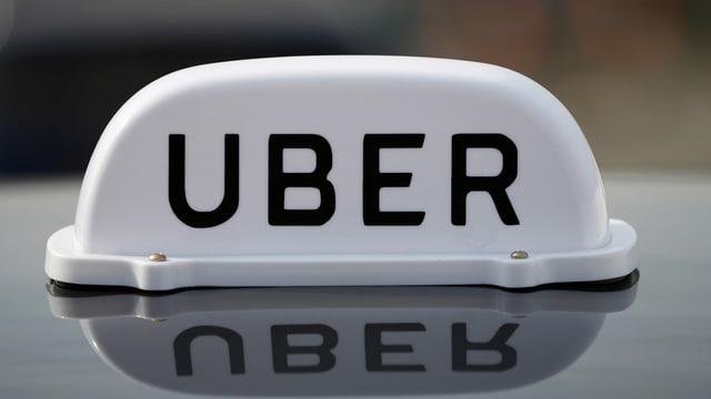 Logo Uber.