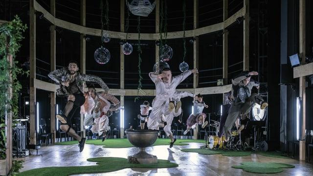 Shakespeare getanzt – und in modernem Kleid