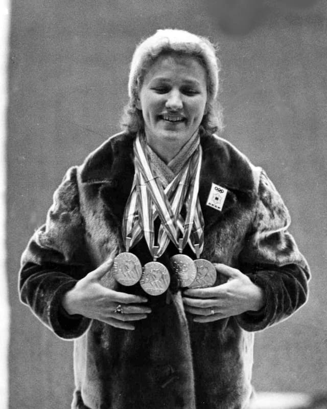 Lidija Skoblikowa