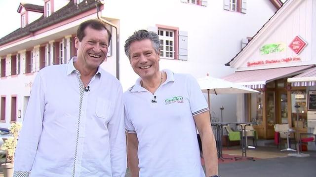 Video «Basel-Landschaft – Tag 5 – Locanda da Carbone, Oberwil» abspielen