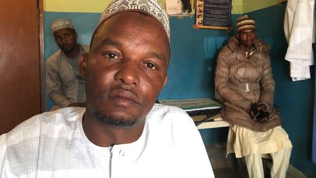 Mohammad Adam Mohammad, Vorsitzender des lokalen Fulani-Viehzüchter-Verbands