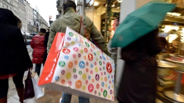 Spezialgeschäfte machen an Weihnachten bis zu 40 Prozent des Jahresumsatzes.