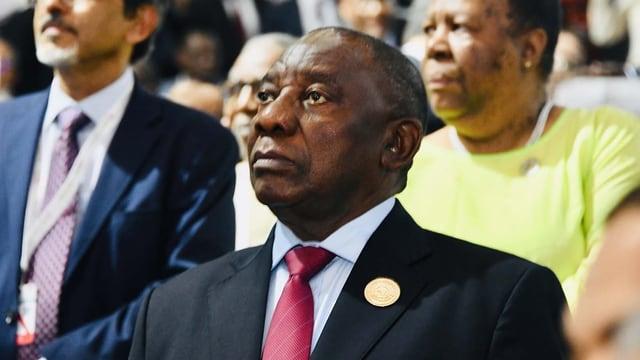 Cyril Pamaphosa