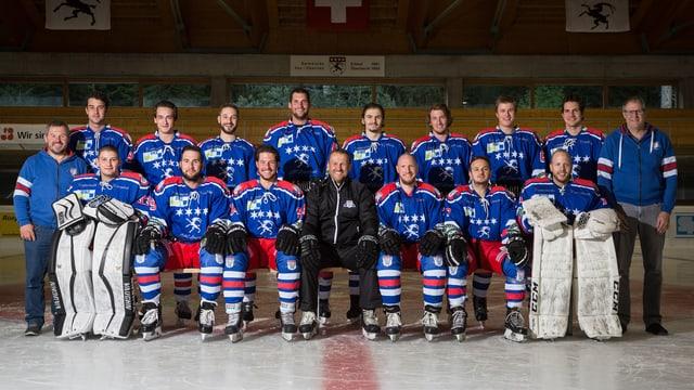 Prüma equipa EHC Lai-Valbella