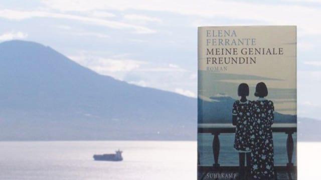 Buchcover Elena Ferrante