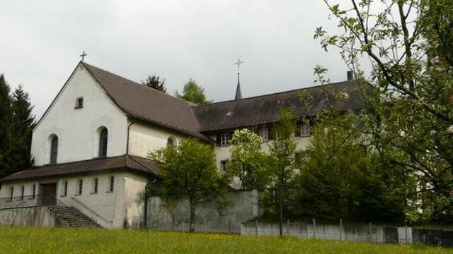 Kloster von Aussen