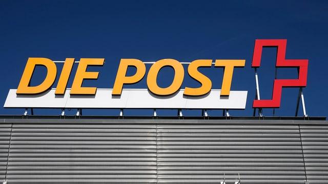 Signet der Post