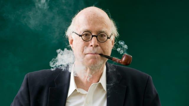 Porträt Richard Sennett