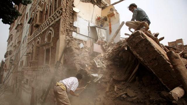 Die humanitären Fakten zu Jemen