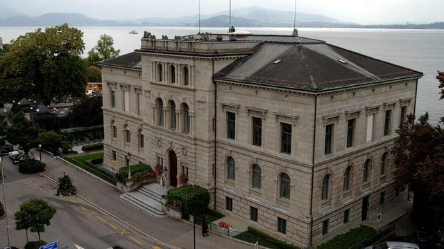 Das Zuger Regierungsgebäude