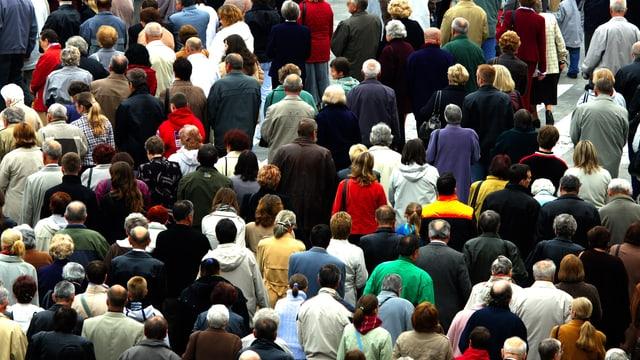 Menschenmenge