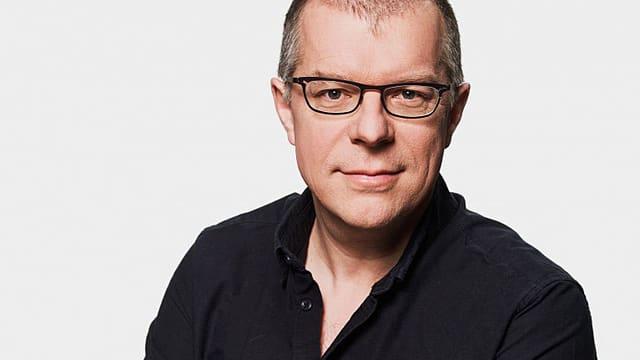 Porträt von Markus Gasser.