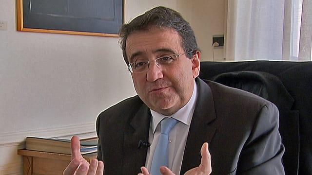 Pascal Broulis.