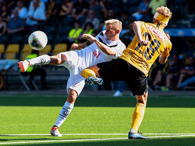 Auf YB und Lugano warten in der Europa League Gegner mit teilweise deutlich höherem Budget.