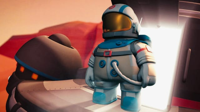 Video «Astronaut K» abspielen