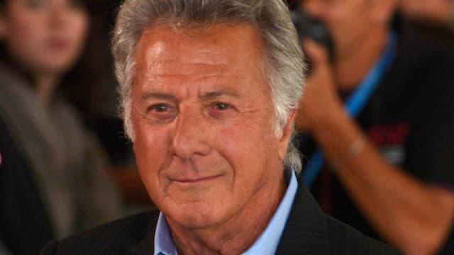 Porträtbild von Dustin Hoffman