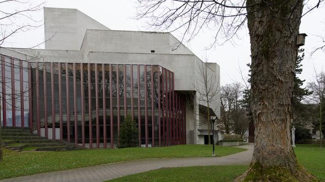 Gebäude des Theater St. Gallen