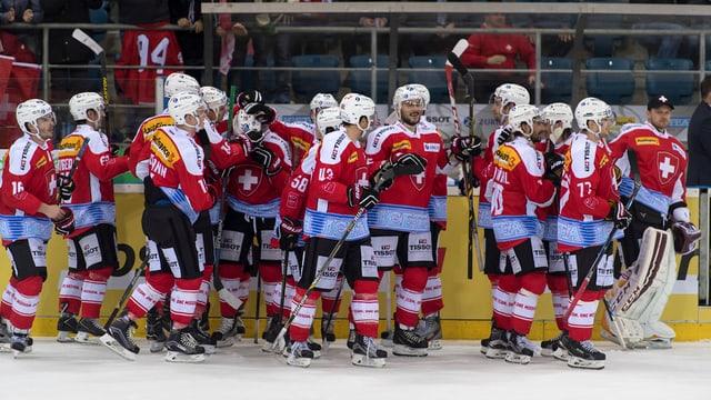 equipa naziunala da hockey sin glatsch sa legra suenter la victoria