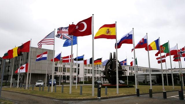 Brüsseler Hauptquartier
