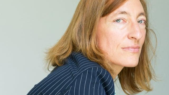 Porträt Ruth Schweikert