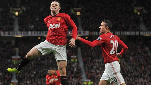 Manchester United ist in der Premier League zurzeit das Mass aller Dinge.