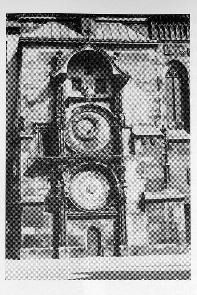 L'ura 'Orloj' a Praga