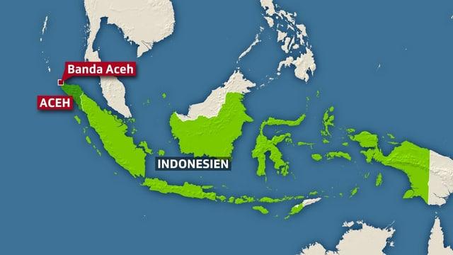 Aceh kurz erklärt