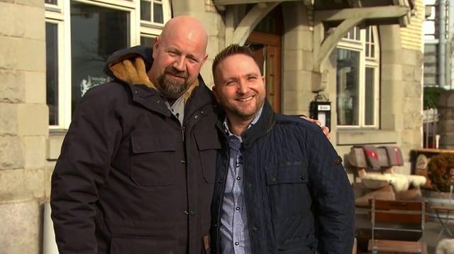 Video «Cordon bleu Spezial – Tag 3 – Restaurant Schlachthof, Zürich» abspielen