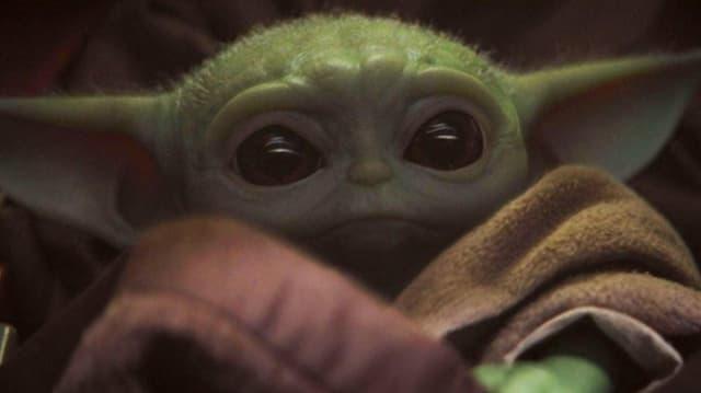 Baby Yoda!!