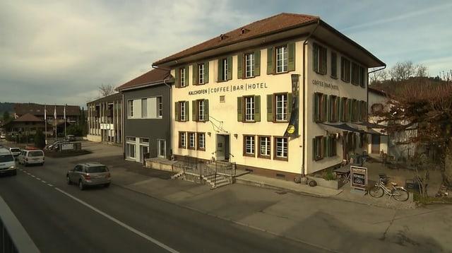 Video «Emmental – Tag 2 – Restaurant Kalchofen, Hasle bei Burgdorf» abspielen