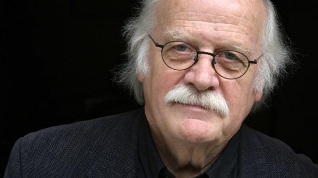 Der Autor Heinz Stalder