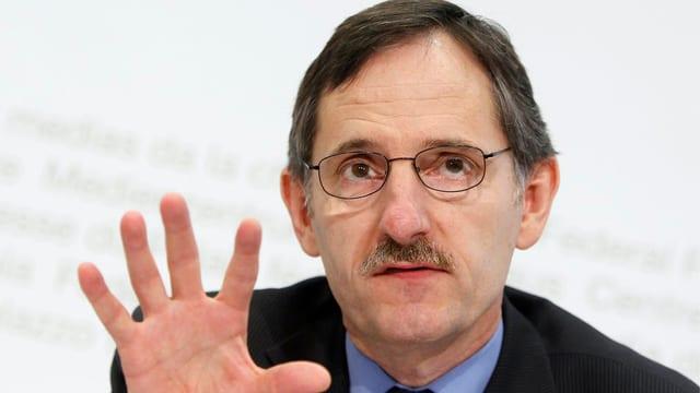 Zürcher Sicherheitsdirektor Mario Fehr