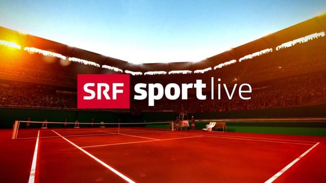 Tennis live am 12. November