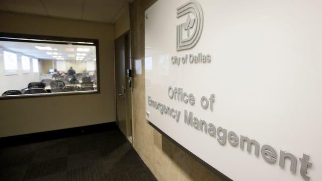 Logo des Gesundheitscenters Dallas.