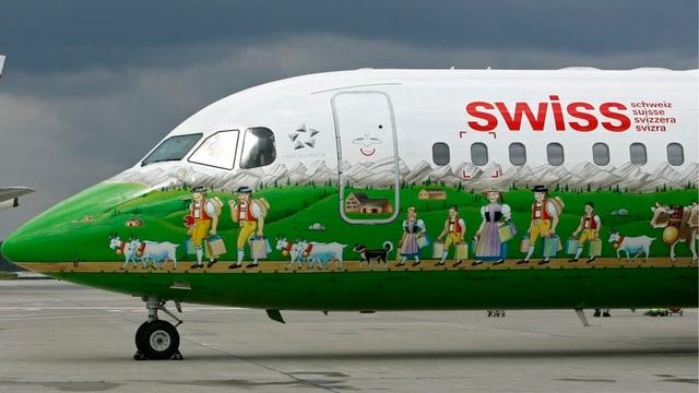 Jumbolino da la Swiss.